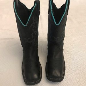 Vintage Justin's Gypsy Womens Cowgirl Boot